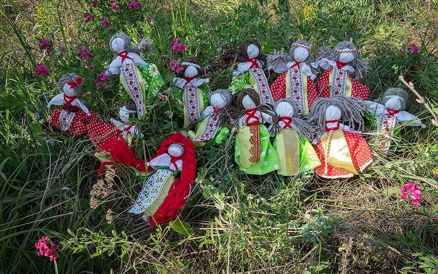 микропутешествие в Подвальские террасы из Тольятти
