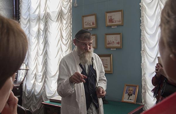 Провизор в доме Чернухина, г. Сызрань
